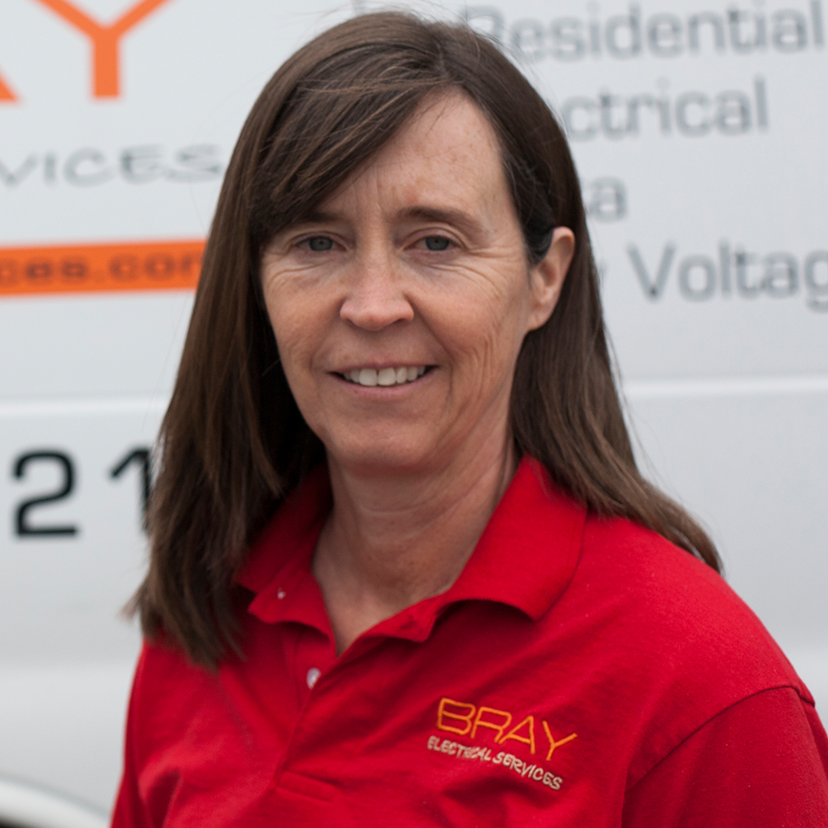 Michelle Bray, Owner Bray Electrical Services