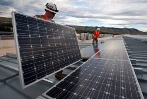 microgrid uses alternative energy