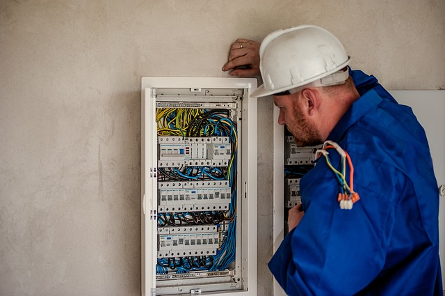 electrical panel replacement